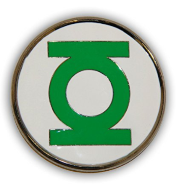 boucle ceinture green lantern comics
