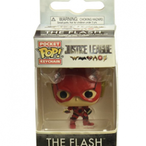 porte clé flash funko comics
