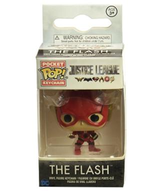 porte clé flash funko comics