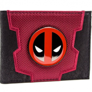 portefeuille logo deadpool