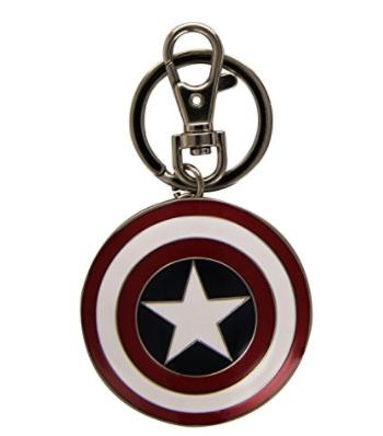 porte clé bouclier marvel captain america
