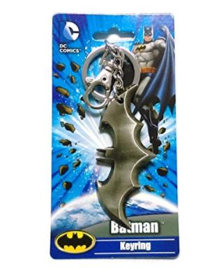 porte cle batman batarang metal collection