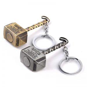 porte clé marteau thor 1